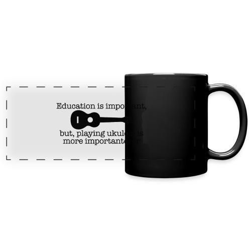 Important Ukulele - Full Colour Panoramic Mug