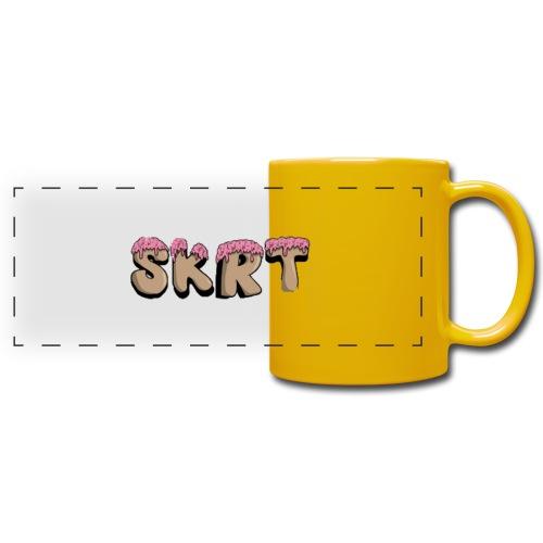 SKRT - Tazza colorata con vista