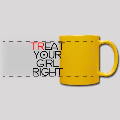 Treat Your Girl Right - Panoramamok gekleurd