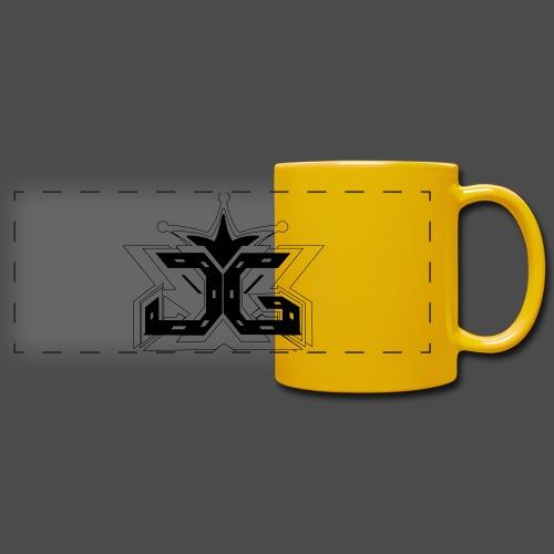 LOGO OUTLINE SMALL - Full Color Panoramic Mug