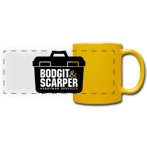 Bodgit & Scarper - Full Colour Panoramic Mug