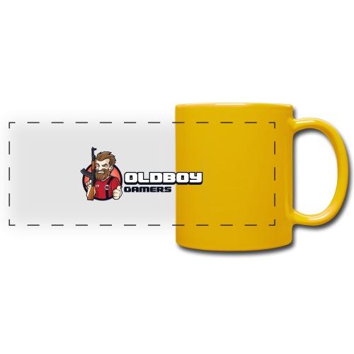 Oldboy Gamers Fanshirt - Panoramakopp i farge