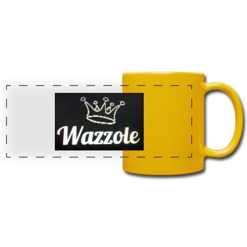 Wazzole crown range - Full Color Panoramic Mug