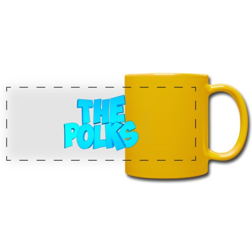 THEPolks - Taza panorámica de colores