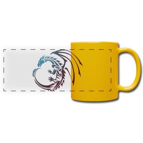 color Dragon - Full Colour Panoramic Mug