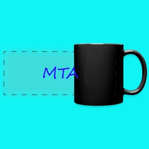 #MTA t-shirts - Panoramakrus, farvet