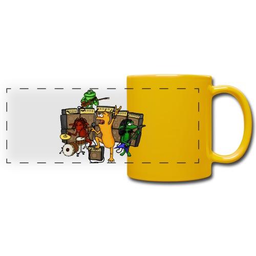 Kobold Metal Band - Full Color Panoramic Mug