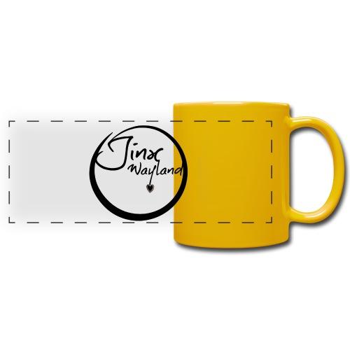 Jinx Wayland Circle - Full Color Panoramic Mug