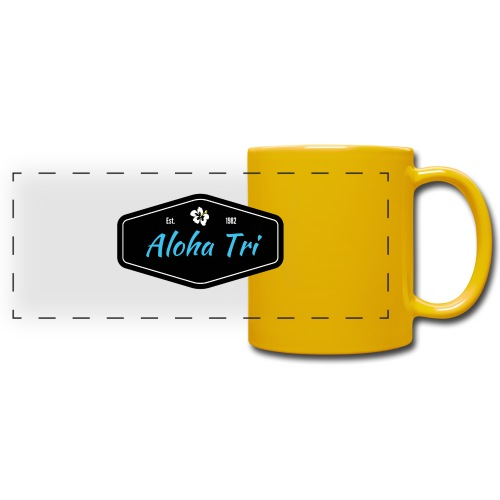 Aloha Tri Ltd. - Full Colour Panoramic Mug