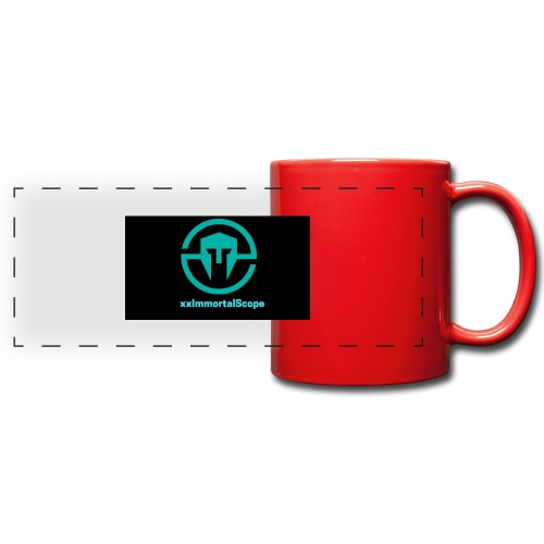 xxImmortalScope throwback - Full Color Panoramic Mug