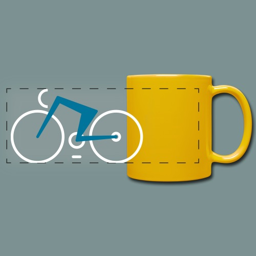Bikes against cancer - Panoramakrus, farvet