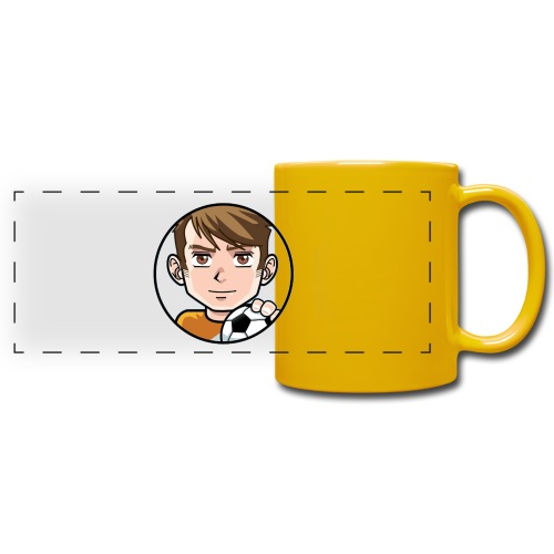 X$ GAMER - Mug panoramique uni