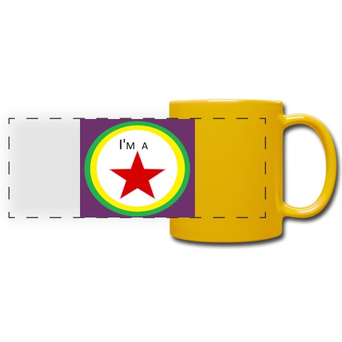 I'm a STAR! - Full Color Panoramic Mug