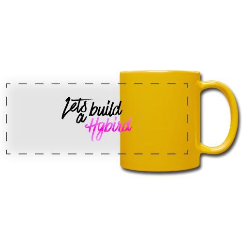 Lets Build A hybrid - Full Colour Panoramic Mug
