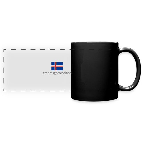 Iceland - Full Colour Panoramic Mug