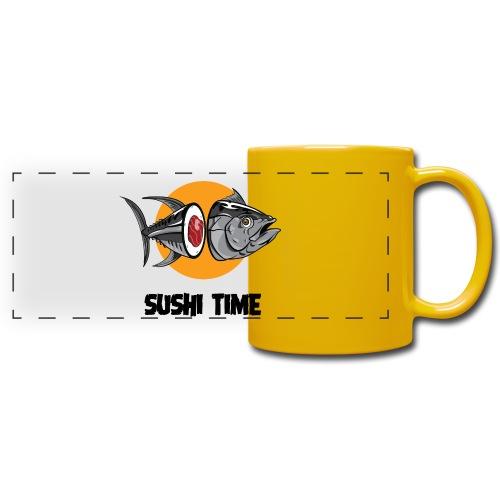 SUSHI TIME-tonno-n - Tazza colorata con vista