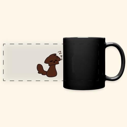 Coffee animal - Panoraamamuki värillinen