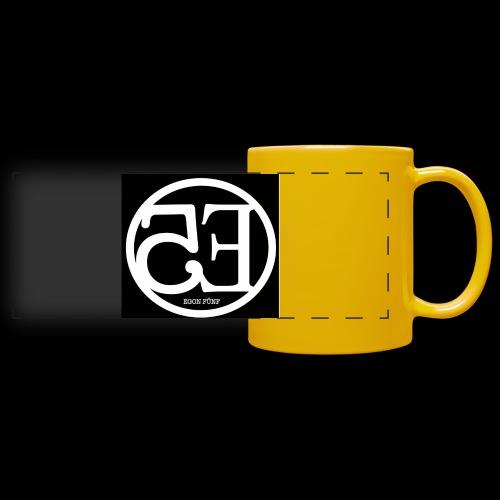 Egon2 - Färgad panoramamugg