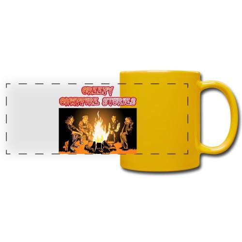 Campfire Shirt Front png - Panoramatasse farbig