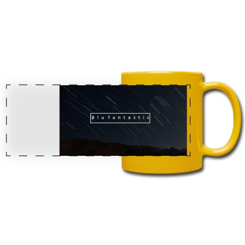 channel art jpg - Full Color Panoramic Mug