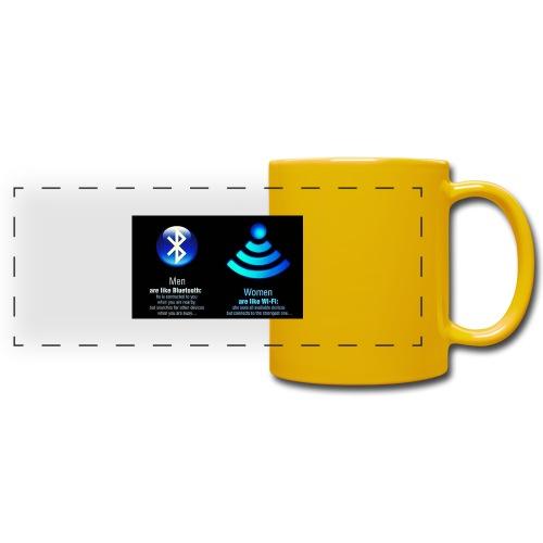 WIFI - Panoramamok gekleurd