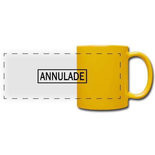 ANNULADE - Mug panoramique uni
