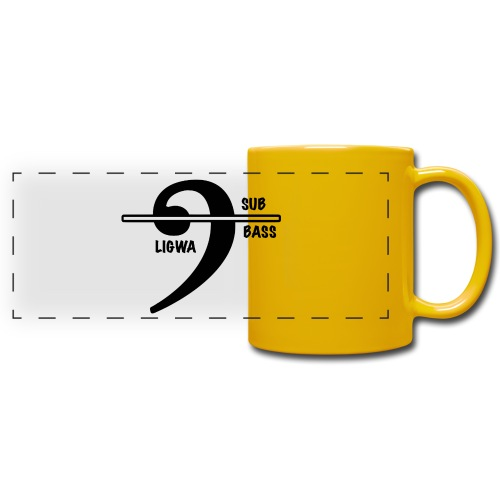 LIGWA SUB BASS - Full Colour Panoramic Mug