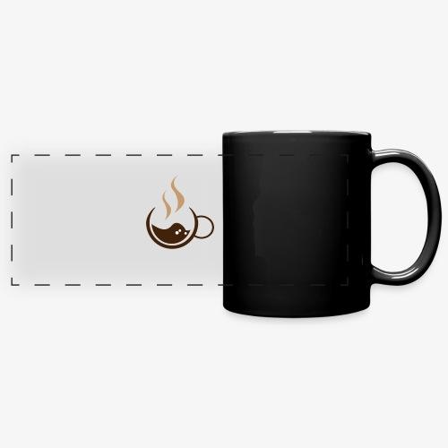 Pose Café - Mug panoramique uni