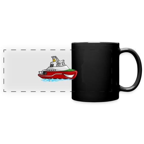 Boaty McBoatface - Full Colour Panoramic Mug