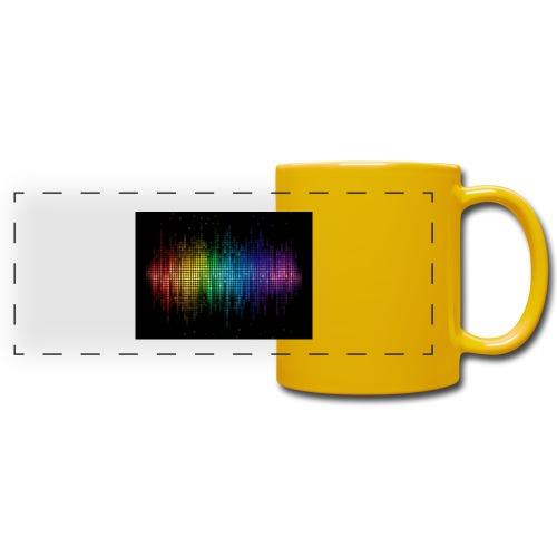 THE DJ - Full Colour Panoramic Mug