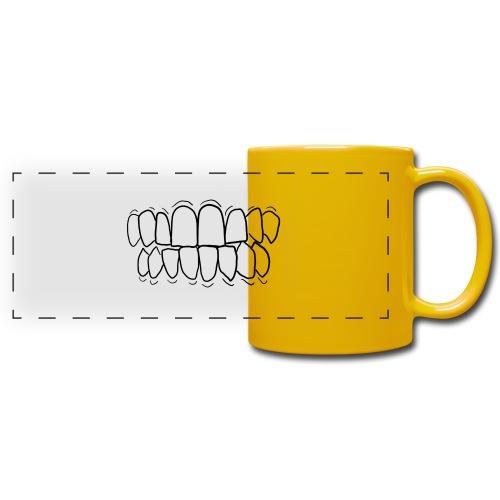 TEETH! - Full Color Panoramic Mug