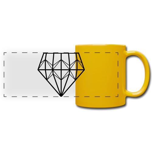 Diamond - Panoraamamuki värillinen