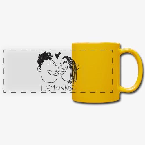 Lemonade Kiss - Tazza colorata con vista