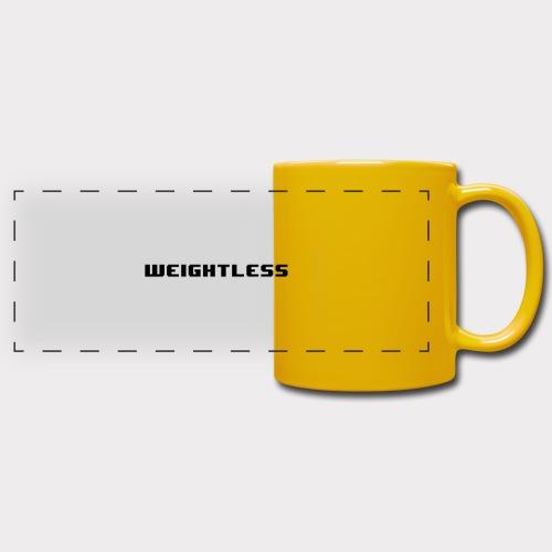 Weightless - Full Color Panoramic Mug