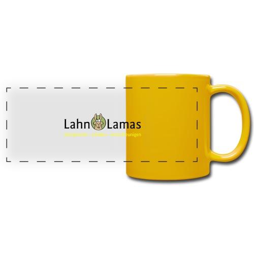 Lahn Lamas - Panoramatasse farbig