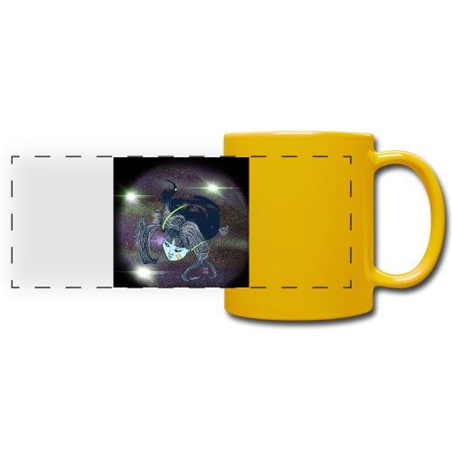 the Star Child - Full Color Panoramic Mug