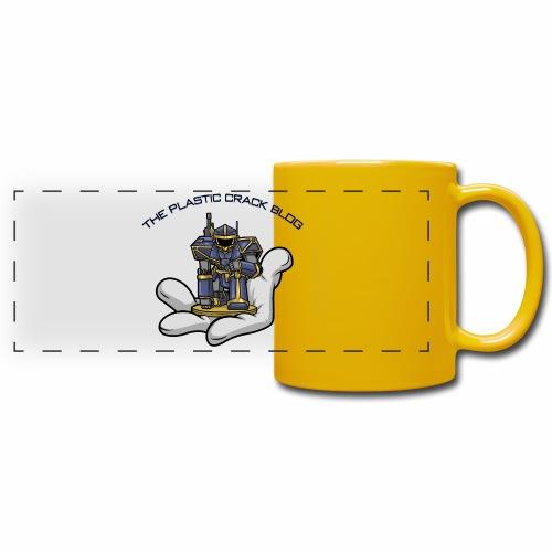 Plastic Crack Blog - Full Color Panoramic Mug