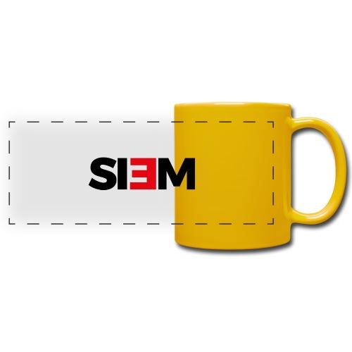 siem_zwart - Panoramamok gekleurd