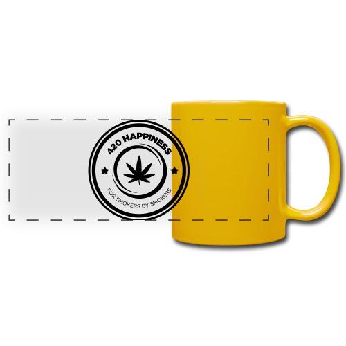 420_Happiness_logo - Panoramakrus, farvet