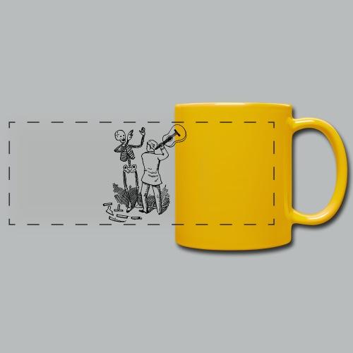 DFBM unbranded black - Full Colour Panoramic Mug