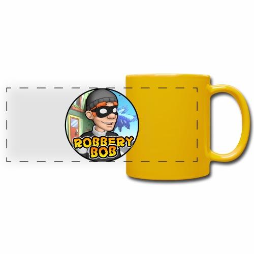 Robbery Bob Button - Full Color Panoramic Mug