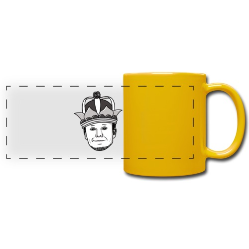 Meisterlehnsterr-Head - Full Color Panoramic Mug