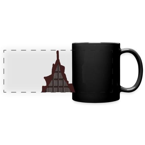 Vraiment, tablette de chocolat ! - Mug panoramique uni