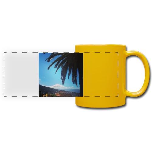 Islas Tenerife - Tazza colorata con vista
