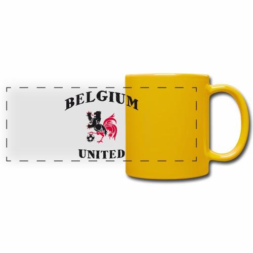 Belgium Unit - Full Color Panoramic Mug