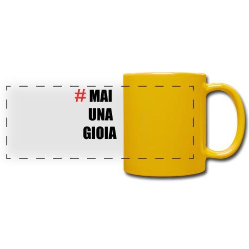 MAGLIA_1 - Tazza colorata con vista