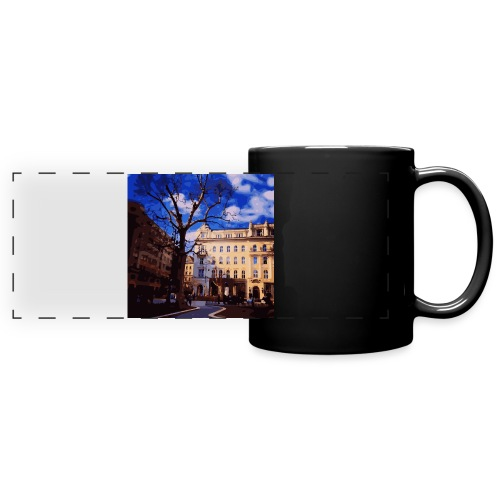 Budapest - Panoramatasse farbig