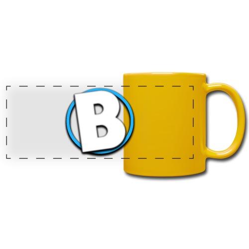 Bumble Logo - Full Color Panoramic Mug