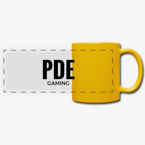 PDE Gaming - Panoramatasse farbig