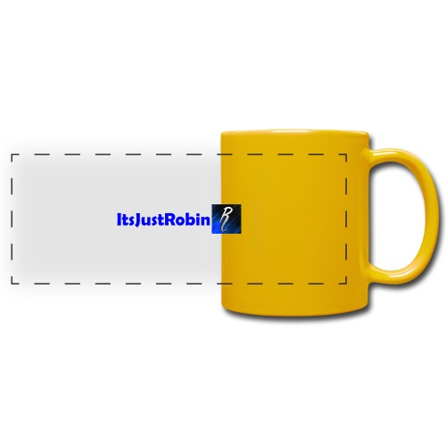 Eerste design. - Full Colour Panoramic Mug